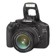Brand New Canon EOS 550D 18MP Digital SLR Camera  For Sale