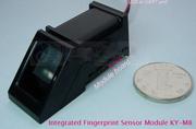 integrated finger print