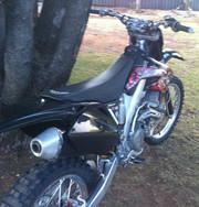2006 Honda CRF450R