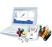 Cardiograph,  doppler,  encephalograph,  miograph,  rheograph,  Dubbo
