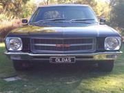 HOLDEN MONARO Holden Monaro GTS (1973) 4D , Auto ,