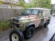 Land Rover Only 193534 miles