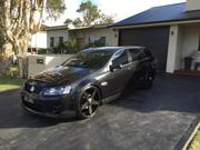 2009 Holden 6000.0 2009 Holden Ve Ssv Wagon
