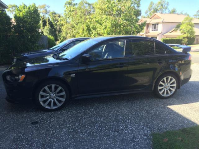 mitsubishi lancer 2009 mitsubishi vrx lancer sedan dubbo cars for sale used cars for sale. Black Bedroom Furniture Sets. Home Design Ideas
