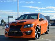 2006 Holden FULLY CUSTOMIZED VE V6  COMMODORE NOT VF, VZ, VY, VX,