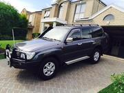 Toyota Land Cruiser 167000 miles