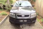 Ford Territory 78906 miles