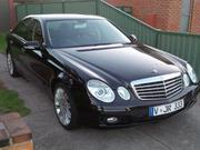 2008 Mercedes-benz 6 cylinder Petr