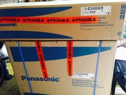 New Panasonic CU-E24GKR 7.4kW Reverse Cycle Conditioner