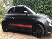 Fiat 500 4 cylinder Petr