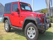 2012 JEEP 2012 Jeep Wrangler Sport Auto 4x4 MY12