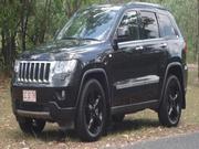 Jeep 2012 2012 Jeep Grand Cherokee Limited Auto 4x4 MY12