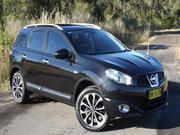 Nissan 2013 2013 Nissan Dualis +2 Ti-L J10 Series 3 Auto 2WD M