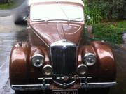 1950 Riley 4 cylinder Petr