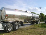 USED 1977 BRENNER stainless tanker Trailers For Sale