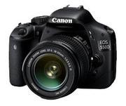Canon EOS 550D 18MP Digital SLR Camera